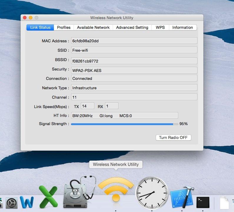 Afficher wifi dans la barre des menus Captur11
