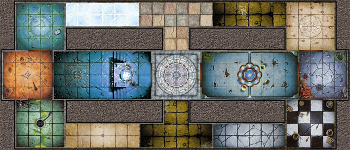 Commande de tapis fin Avril Dungeo11
