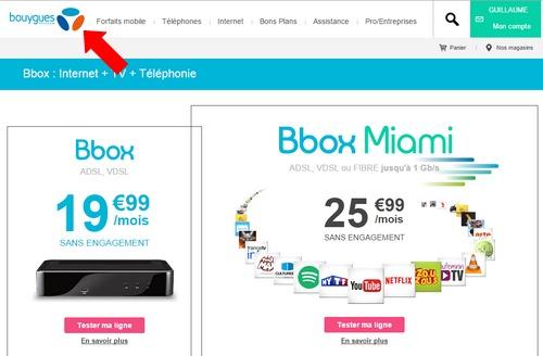 Bouygues Telecom affiche fièrement son nouveau logo Pageby12