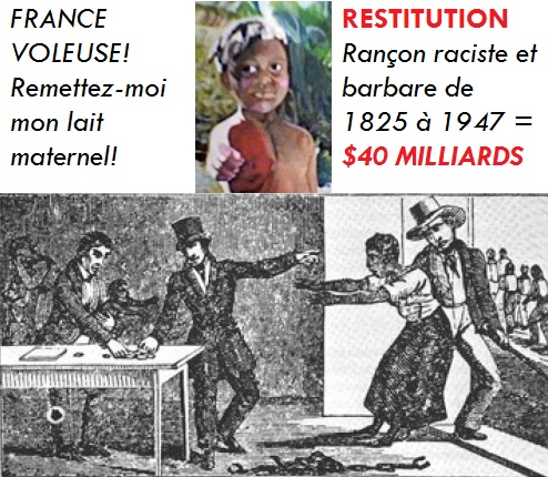 HAITI PREPARES TO WELCOME FRANCOIS HOLLANDE - May 2015 Remets10