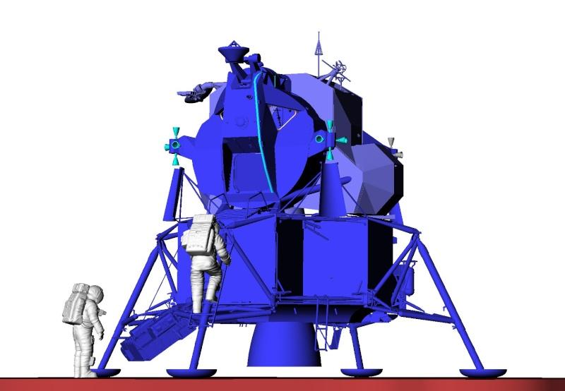 Module lunaire au 1/32 Comple12