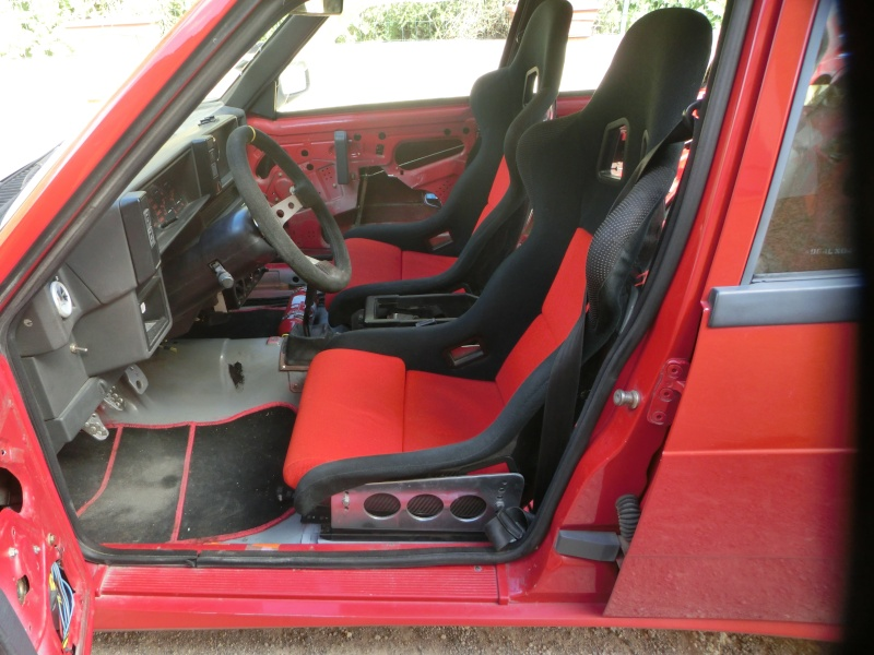 Alfa 75 turbo rouge de piste Cimg1614