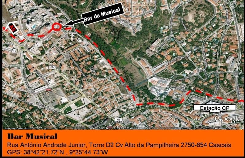 Jantar de Natal- Motor Clube Estoril 2009 Mapa12