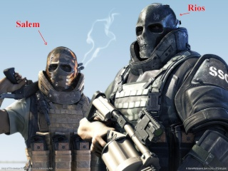 army of two Pranom10