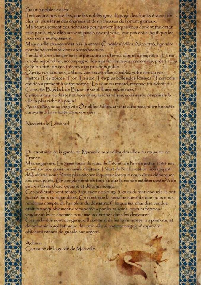 l'histoire des Renards 17793710