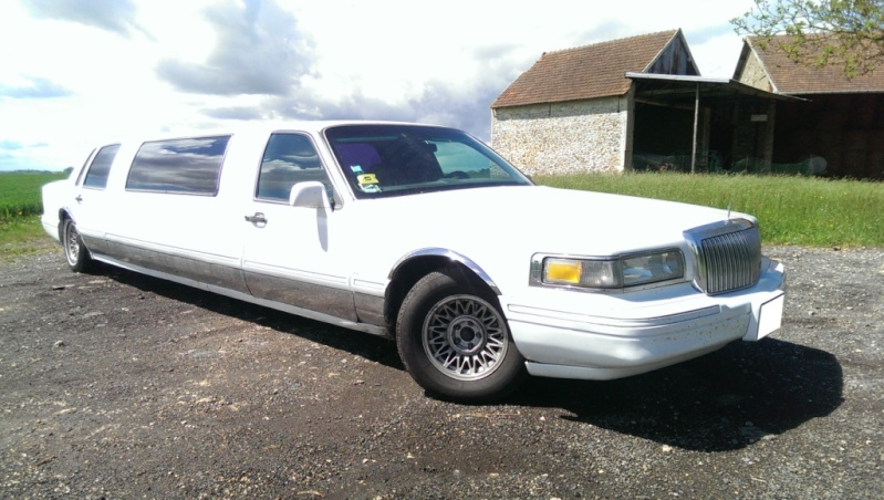 LIMOUSINE 8m50 Lincoln Tow Car 4,6 V8 GPL 9 places Imag1510