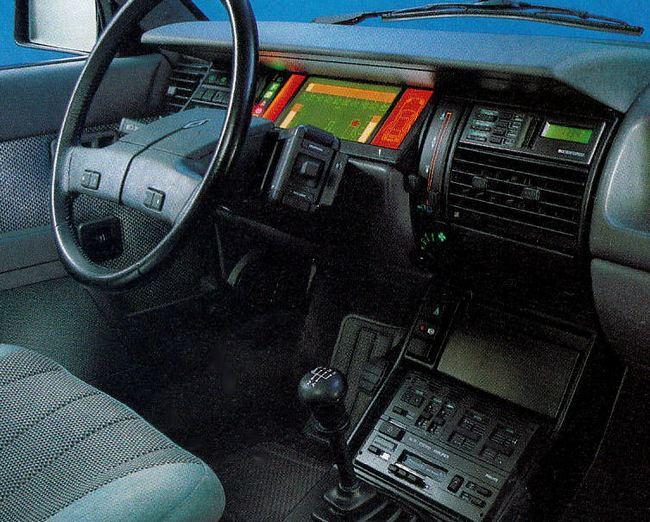 Ce que les Renault 9 et Renault 11 ont apporté à l'automobile ? - Page 2 Op31110