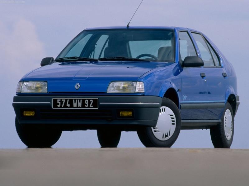 Ce que les Renault 9 et Renault 11 ont apporté à l'automobile ? Renaul11