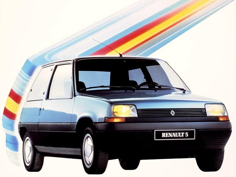 Ce que les Renault 9 et Renault 11 ont apporté à l'automobile ? Renaul15