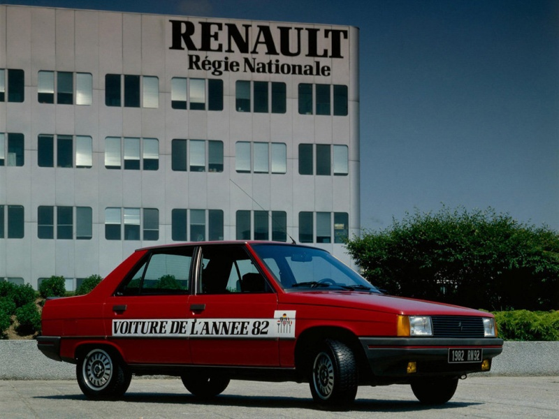 Ce que les Renault 9 et Renault 11 ont apporté à l'automobile ? - Page 2 Renaul20