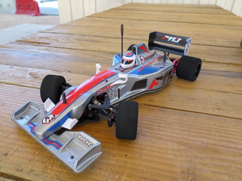 VENDS kit monté F1 1/10 3racing F113  (neuf)  Sam_1741