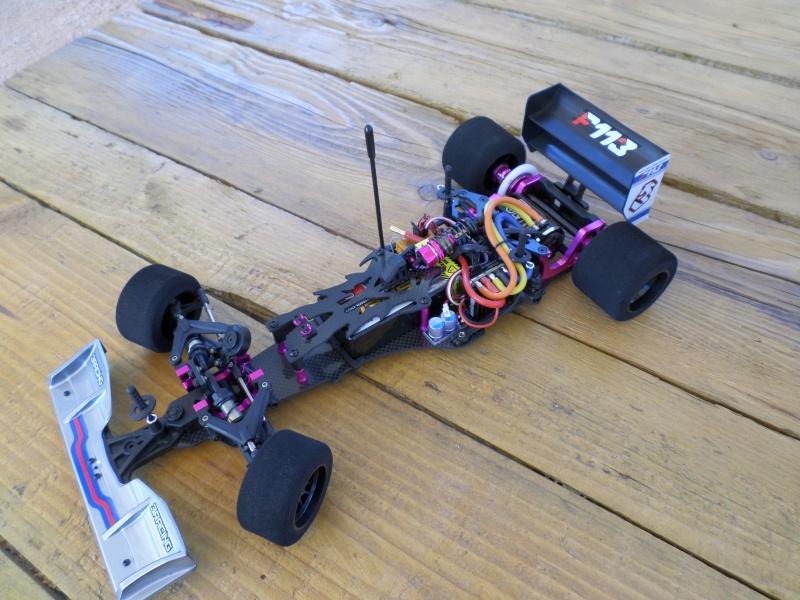 VENDS kit monté F1 1/10 3racing F113  (neuf)  Sam_1742
