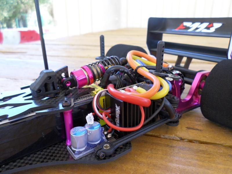 VENDS kit monté F1 1/10 3racing F113  (neuf)  Sam_1743