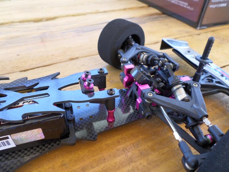 VENDS kit monté F1 1/10 3racing F113  (neuf)  Sam_1745