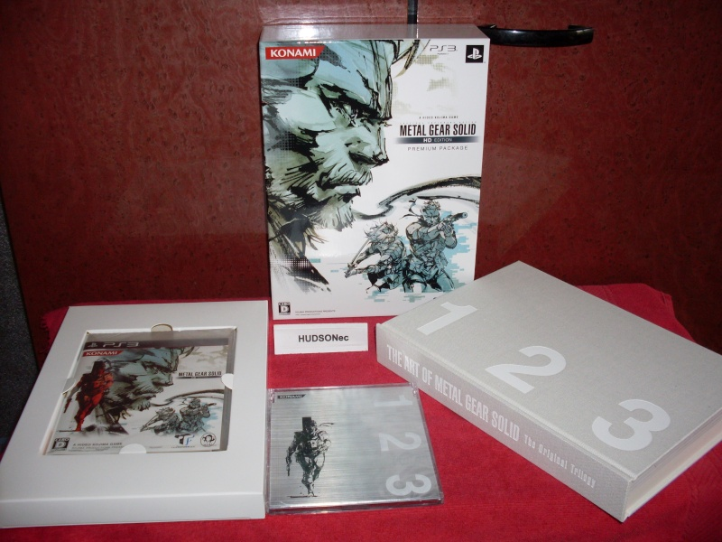 [Collection Metal Gear] La tanière du Renard.. Full_p27
