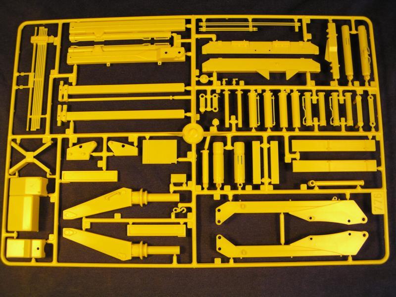 Truck Acessoires Set 2 von Italeri 57011
