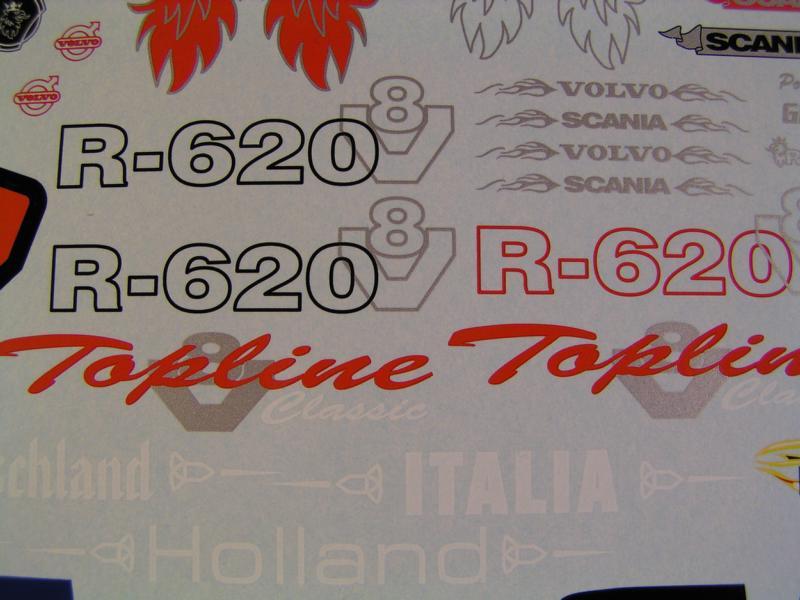 Truck Acessoires Set 2 von Italeri 57810