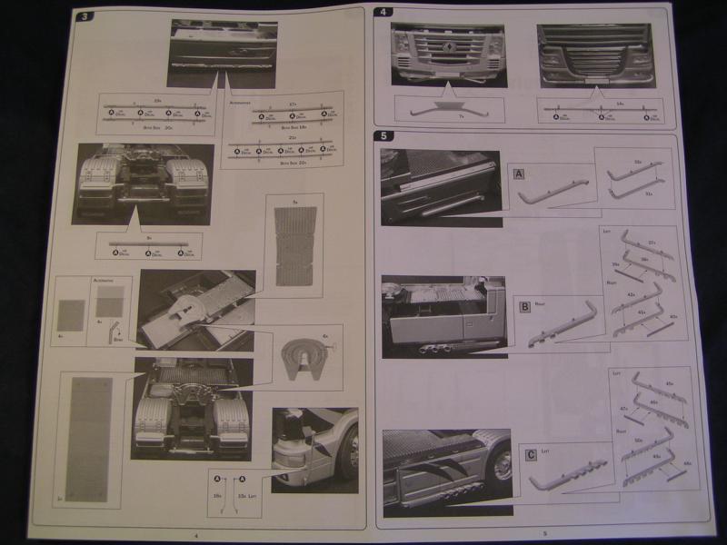 Truck Acessoires Set 2 von Italeri 58110