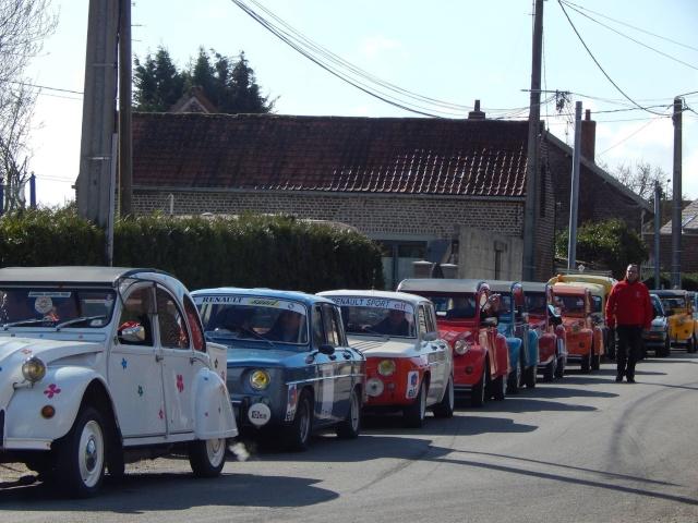 Compte-rendu 3ème rassemblement Hainaut Deuche 2015 10988310