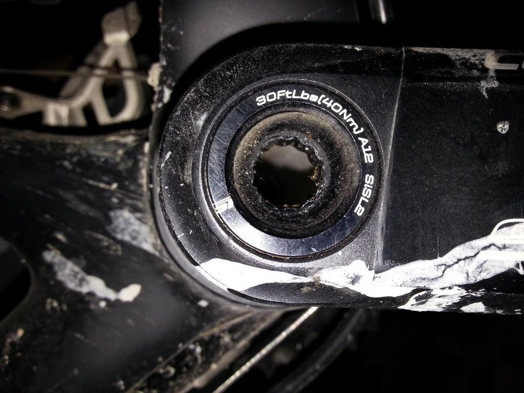 Entretien pedalier PF30 20150510