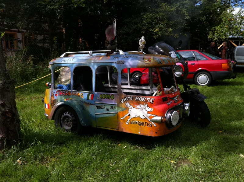 quelques side cars originaux !! Img_0211
