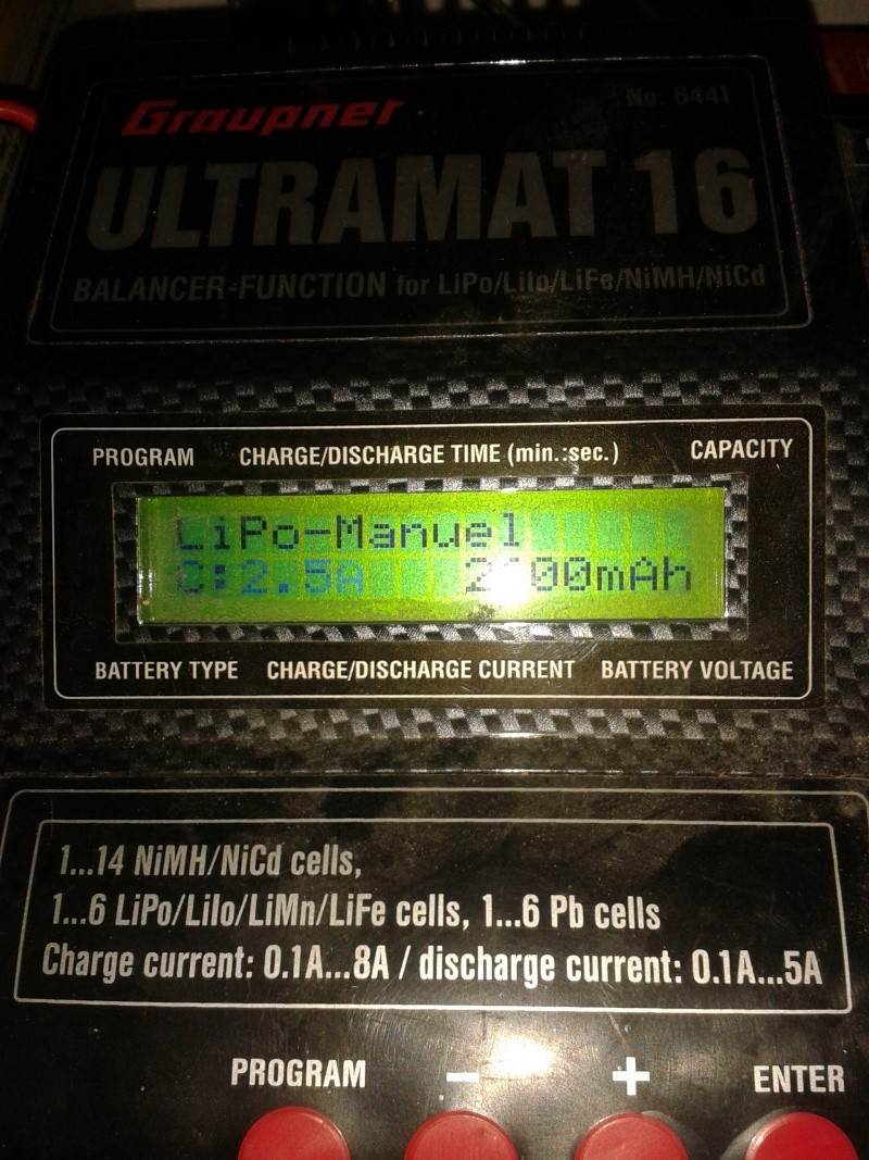 Ultramat 16, j'ai un doute...svp 20150510