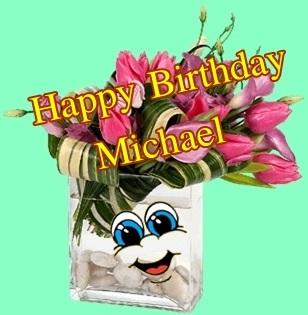 Happy Birthday Teddybär Michae10