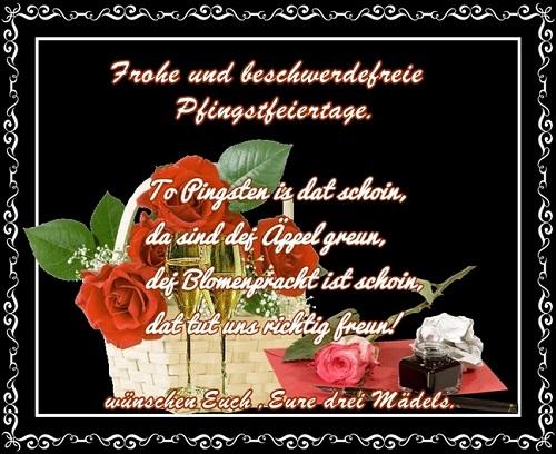 Schöne Pfingst - Feiertage Pfings10