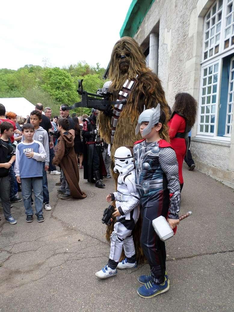 Convention Star Wars et SF Cusset 2015 Sam_0117
