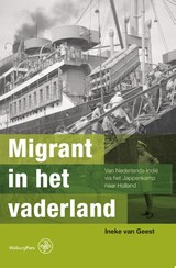 Migrant in het Vaderland - Ineke van Geest  Buk_mi10