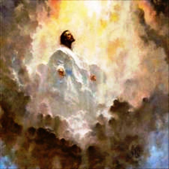 Ascension: De la même façon qu'il est ressuscité, il est monté au ciel, Ascens15