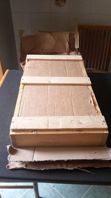 E' arrivato il sarcofago! 111