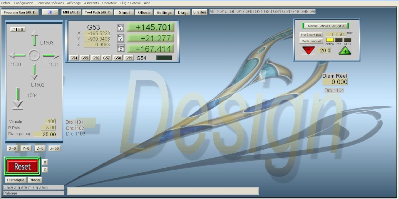 Contrôle 3D avec Mach3 Mach3-10