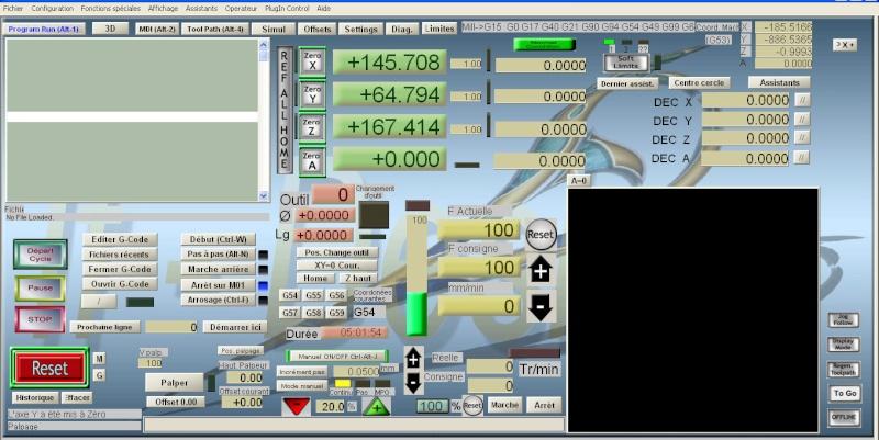 Contrôle 3D avec Mach3 Mach3-11