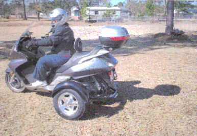 2007 HONDA SWING WITH TOW PAC TRIKE KIT INSTALLED Mister11
