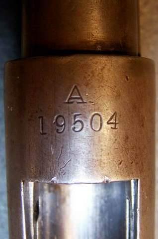 Winchester 1893 Shotgun calibre 12  - Page 2 Serial10