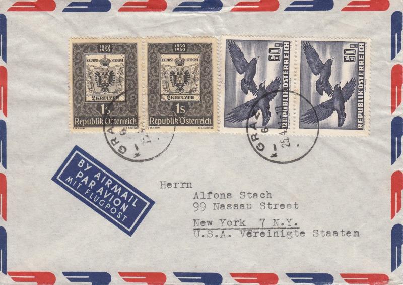 Sammlung Bedarfsbriefe Österreich ab 1945 - Seite 5 Img26