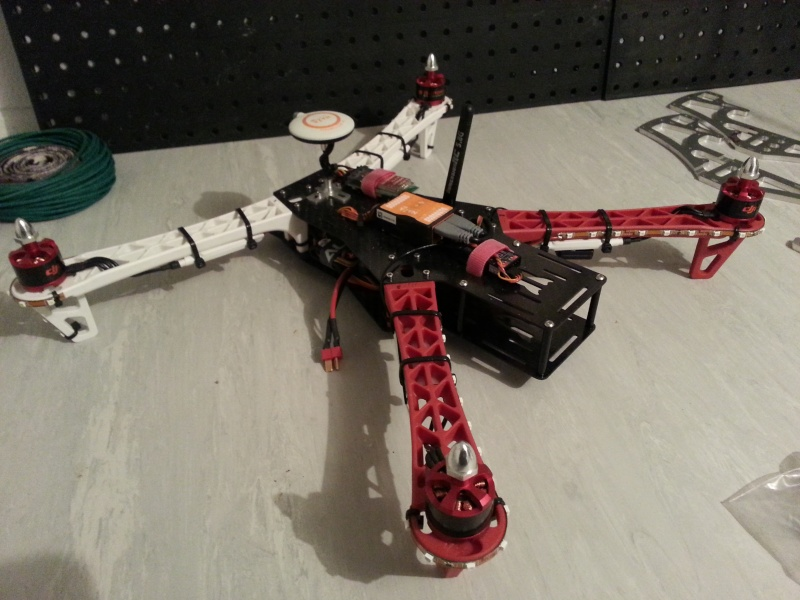 Custom 450MF quadcopter for sale 20150410