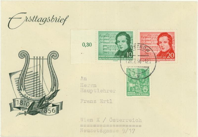 Ortsstempel aus Mecklenburg-Vorpommern Gystro10