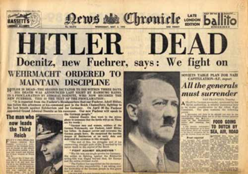 [Blog] Les billets du Service de Presse des Armées Hitler10