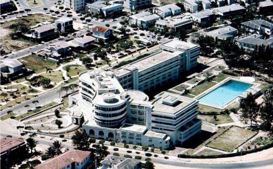 Grande Hotel - Beira - Mozambique  2015-131