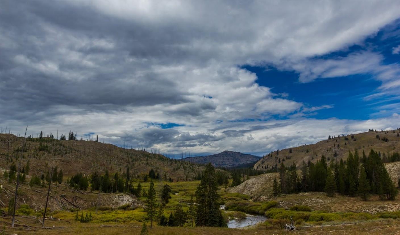 La rivière qui coule dans deux océans - Wyoming - USA 2015-153