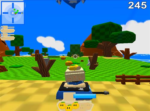 Kotatsu Tank (good cartoon tank arena battle) Kotats12