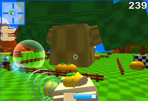 Kotatsu Tank (good cartoon tank arena battle) Kotats14