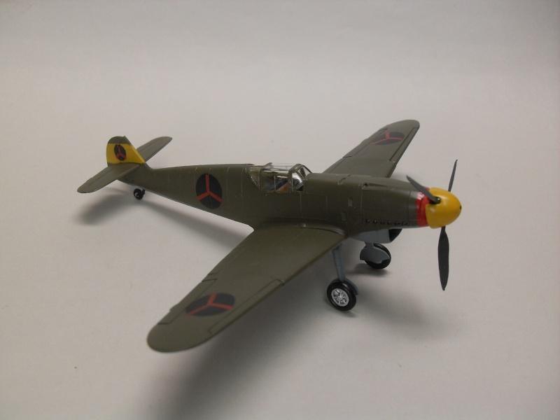 MESSERSCHMITT BF 109 B & G du Sceptre d'Ottokar Compsd10