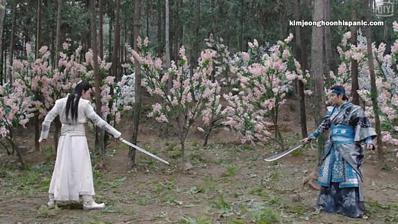 ACTUALIZACIONES SOBRE EL NUEVO DRAMA CHINO Wushen Zhao Zilong (武神赵子龙) donde participa nuestro Kim Jeong Hoon  - Página 2 0111