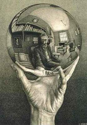 Illusions et travaux d'Escher Illusi22