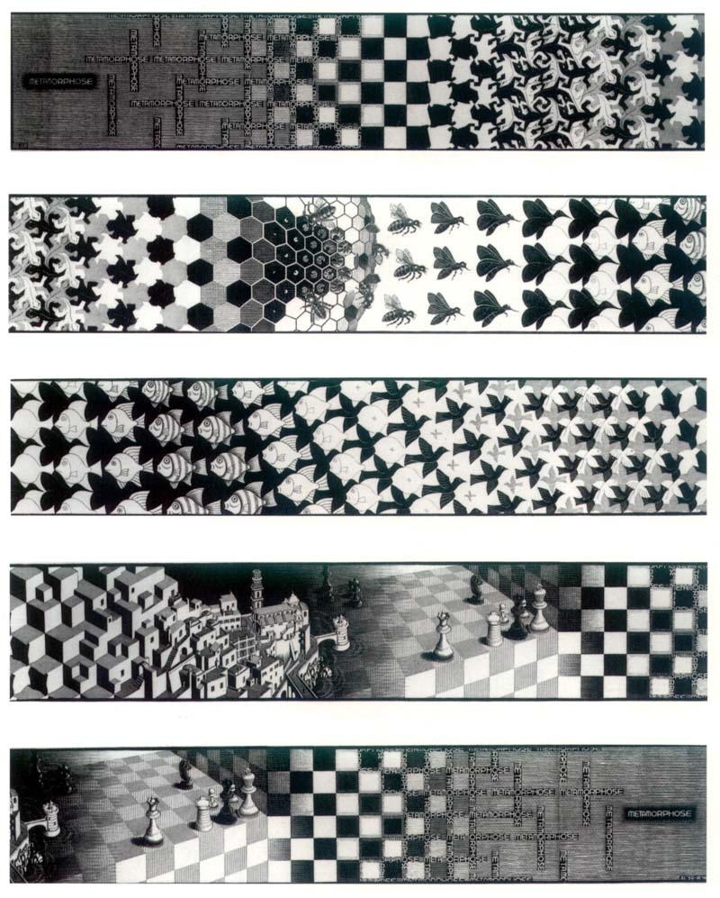 Illusions et travaux d'Escher Illusi24