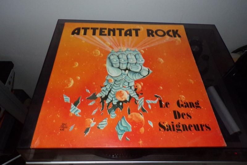 """ATTENTAT ROCK  """"Le Gang Des Seigneurs""""  (1984)  11008610"""
