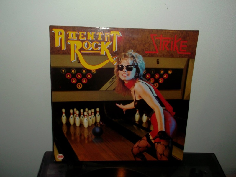 """ATTENTAT ROCK  """"Le Gang Des Seigneurs""""  (1984)  Attent10"""